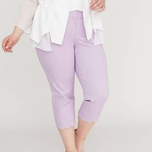 LB Scalloped Crop